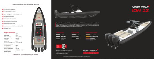 ION 12 - High Performance RIBs Brochure
