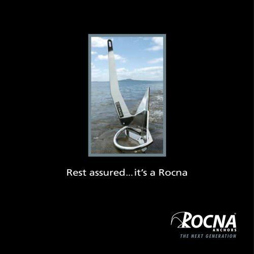 Rocna Anchor Brochure