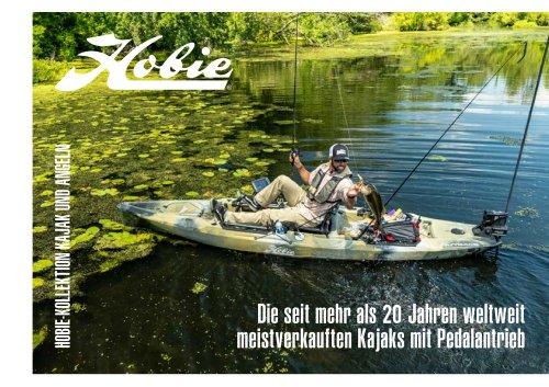 HOBIE-KOLLEKTION KAJAK UND ANGELN