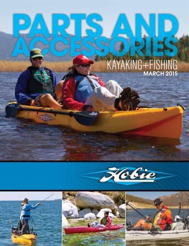 International kayaking catalog