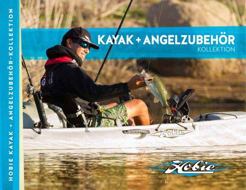 Kayak+Angelzubehör Kolection