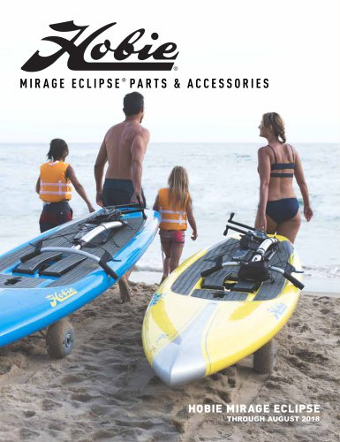 Mirage eclipse parts and accessories catalog