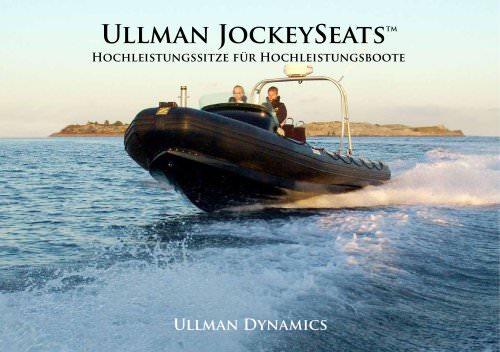Ullman Jockey Seats