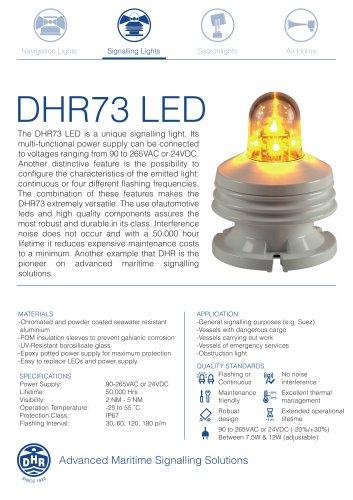 DHR73 LED