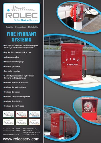 Fire-Hydrant-Systems