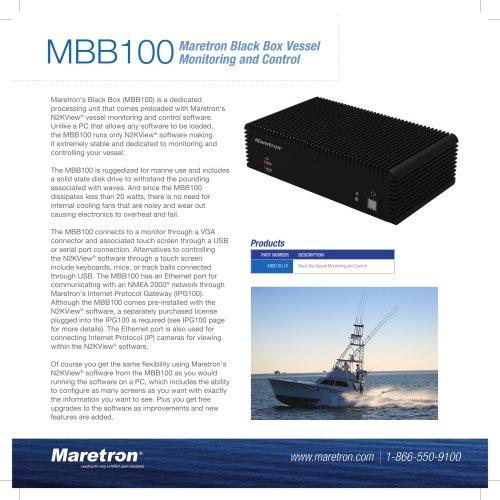 MBB100 Data Sheet