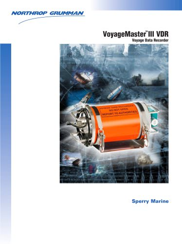 VoyageMaster III VDR