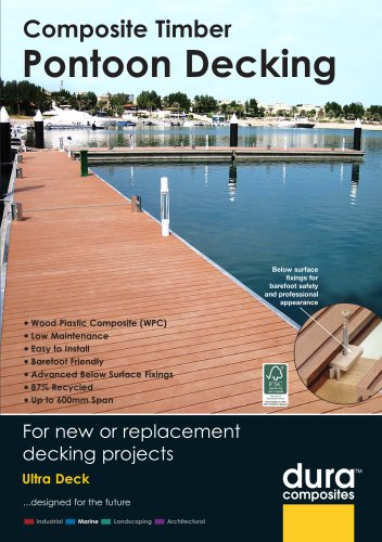 PONTOON DECKING