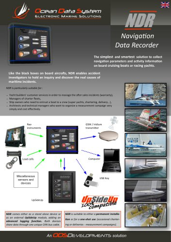 NDR Navigation Data Recorder