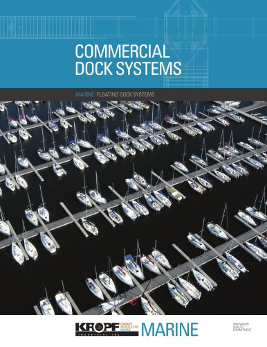 Commercial Marine Docking Systems Brochure