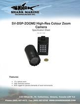 SV-DSP-ZOOM2 Spec Sheet 2011-09-28