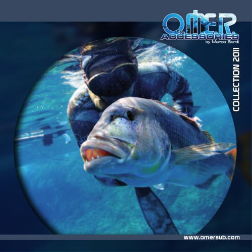 OMER ACCESSORIES catalogue 2011