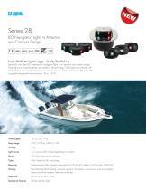 Series 28 LED Navigation Lights