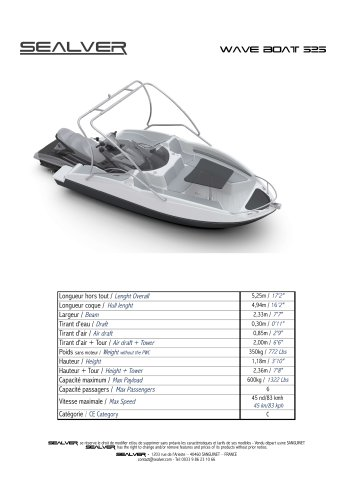 Wave Boat 525