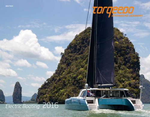 Electric Boating 2016