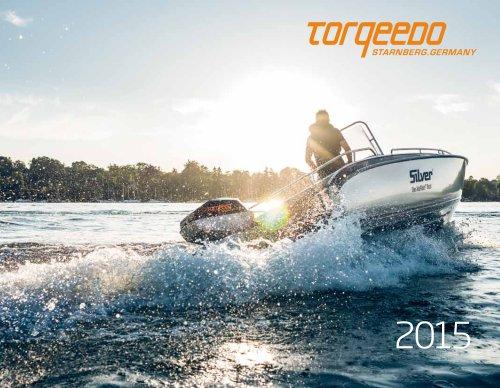 Torqeedo Katalog 2015
