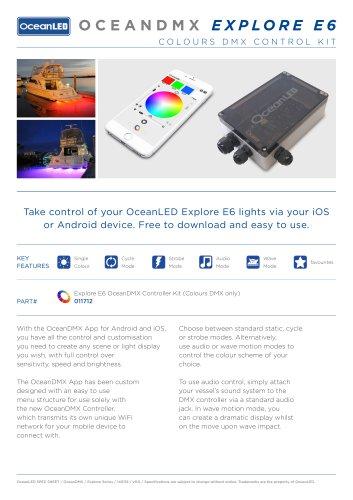 Ocean Demix EXPLORE E6
