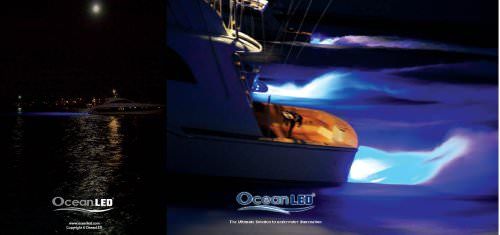 OceanLED - The ultimate solution to underwater lighting