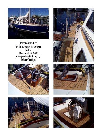 Marine Deck Hatteras2