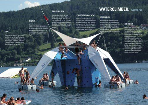 Waterclimber