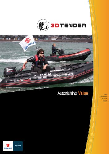 3D Tender