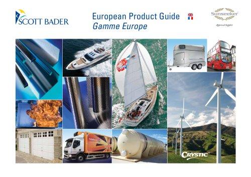 Brochure 2013 Eng/Fren