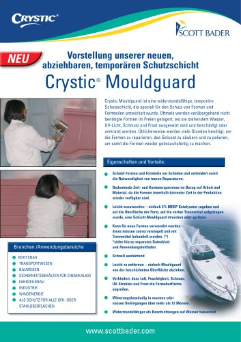 Crystic Mouldguard