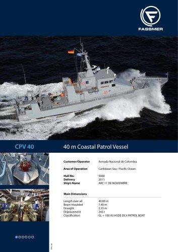 CPV 40