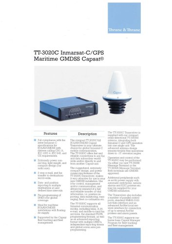 TT-3020C