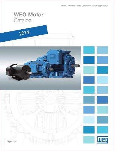 2014 WEG Motor Catalog