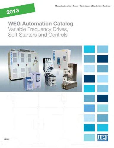 WEG Automation Catalog US300