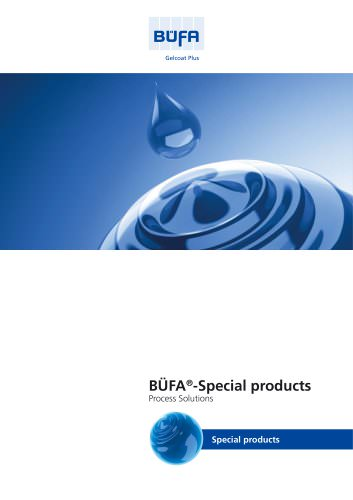 BÜFA®-Special products