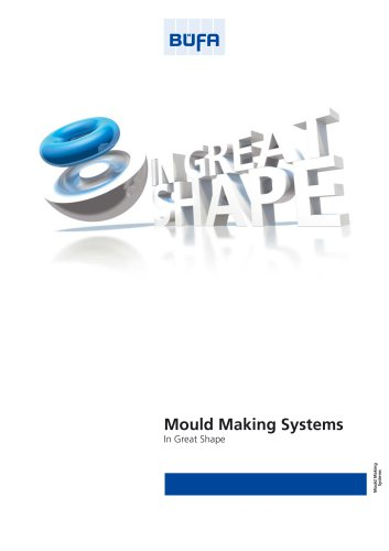 Mould Making Systems