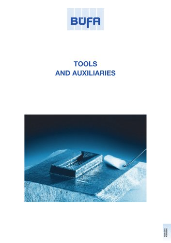 TOOLS AND AUXILIARIES