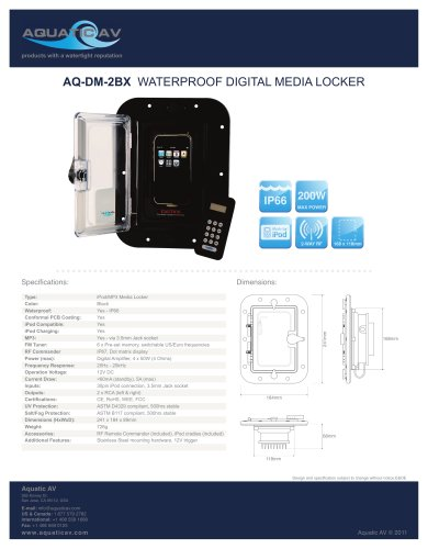 AQ-DM-2BX