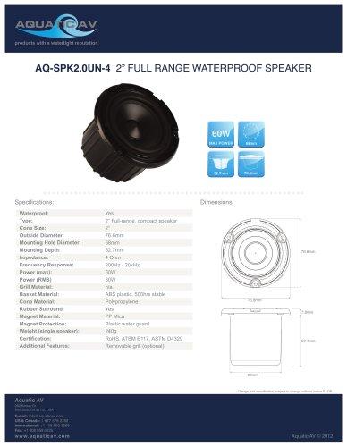 AQ-SPK2.0UN-4