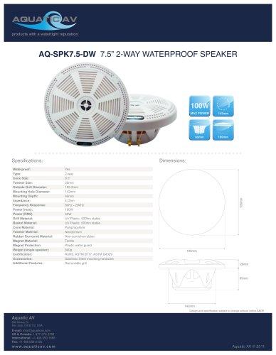 AQ-SPK7.5DW