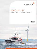 Marex OS II  CPP - Für eine sichere Fahrt