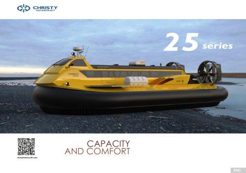 Hovercraft Christy 25 Seriеs