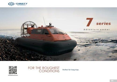 Hovercraft Christy 7 Seriеs