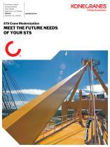 Modernization for Ship-to-Shore Cranes