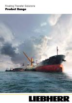 Floating Transfer Solutions Product Range