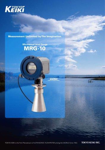 Microwave Level Gauge MRG-10