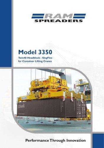 Model 3350