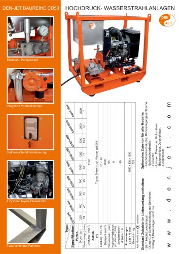 CD50 Series