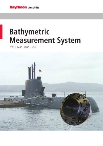 Bathymetric Measurement System