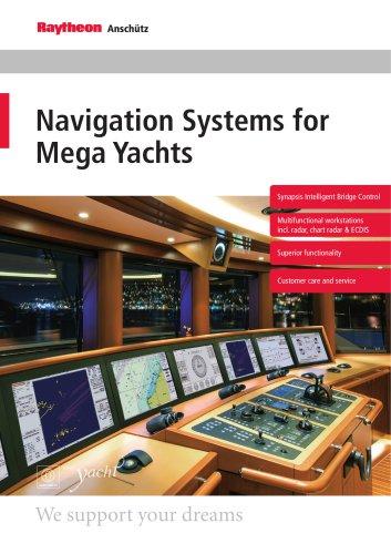 Navigation Systems for Mega Yachts