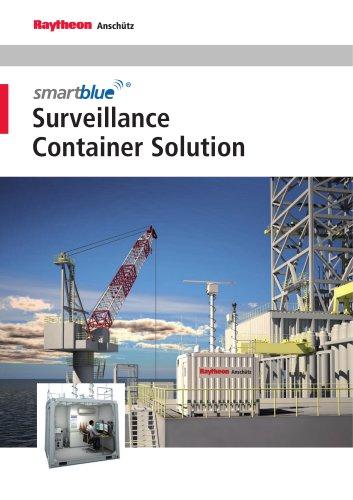 Smartblue Surveillance Container Solution