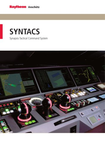 SYNTACS Synapsis Tactical Command System