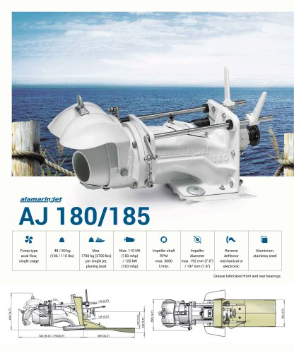 AJ 180/185